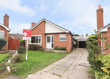 Thumbnail 3 bed detached bungalow for sale in Clumber Rise, Aston, Sheffield