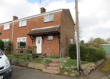 Thumbnail 3 bed end terrace house to rent in Drayton Way, Nuneaton