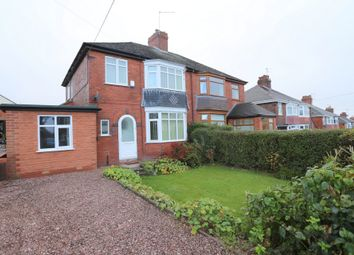 Thumbnail 3 bed semi-detached house to rent in Park Avenue, Weston Coyney