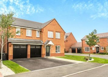 Thumbnail 5 bed detached house for sale in Warinford Close, Warwick, .