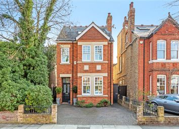 Thumbnail 5 bed detached house for sale in Langham Road, Teddington, Middlesex