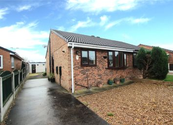 Thumbnail 2 bed semi-detached bungalow to rent in Redland Cresent, Kinsley