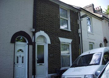 Thumbnail 2 bed terraced house to rent in Herman Terrace, Chatham