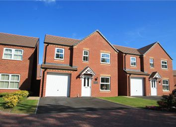 Thumbnail 4 bedroom detached house for sale in Hatton Close, Redditch