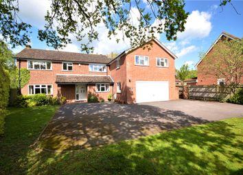 Thumbnail 6 bed detached house for sale in Long Lane, Tilehurst, Reading, Berkshire