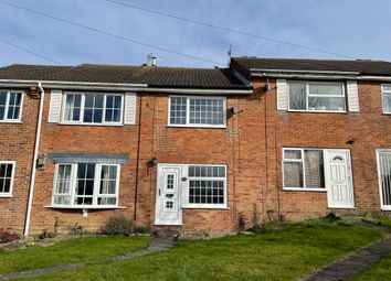Thumbnail 2 bed terraced house to rent in Barlow Drive South, Awsworth, Nottingham