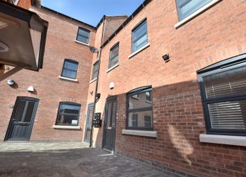 Thumbnail 1 bed flat to rent in Albert Terrace, Off High Street, Loughborough