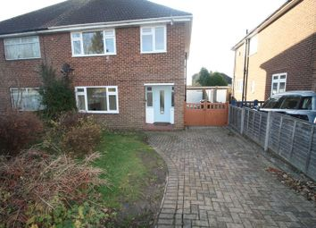 Thumbnail 3 bed semi-detached house to rent in Flamsteadbury Lane, Redbourn, St.Albans