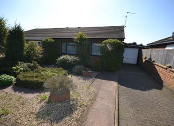 Thumbnail 2 bed semi-detached bungalow for sale in Goosander Close, Snettisham, King's Lynn