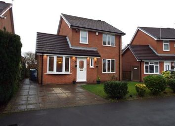 Thumbnail 3 bedroom detached house for sale in Gregory Avenue, Atherton, Manchester, Greater Manchester