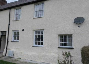 Thumbnail 1 bed flat to rent in Cambria Road, Menai Bridge