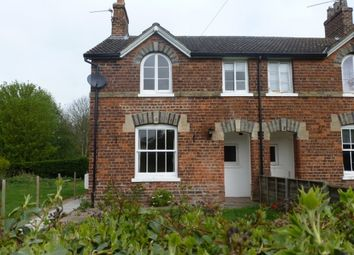 Thumbnail 2 bed semi-detached house to rent in Front Street, Elsham, Brigg