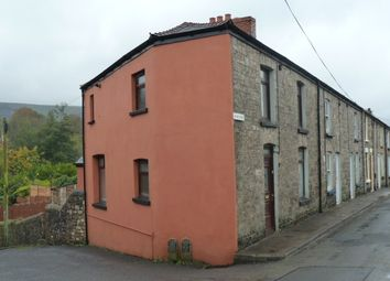 Thumbnail 3 bed end terrace house for sale in Mary Street, Blaenavon, Pontypool