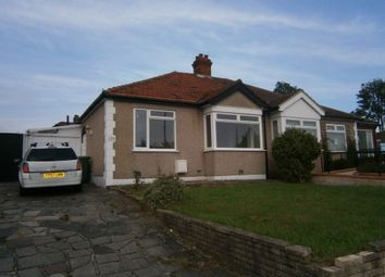 Thumbnail 2 bed semi-detached bungalow to rent in Blackfen Road, Sidcup, Kent