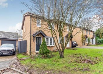 Thumbnail 2 bed semi-detached house for sale in Spenlow Drive, Chatham, Kent