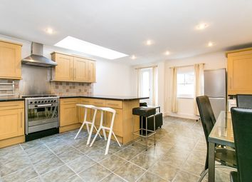 Thumbnail 3 bed flat to rent in Sangora Road, London