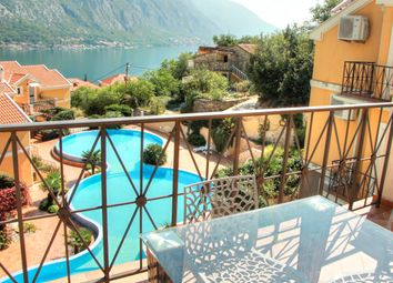Thumbnail 2 bed triplex for sale in Kotor Bay, Montenegro
