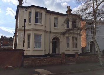 Thumbnail 2 bed flat to rent in St Marys Crescent, Leamington Spa, Warwickshire