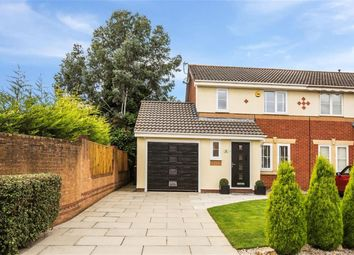 Thumbnail 3 bed semi-detached house for sale in Hawfinch Grove, Worsley, Manchester