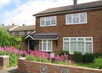 3 bed end terrace house for sale in Camp Drive, Houghton Regis, Dunstable LU5
