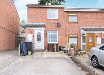 Thumbnail 2 bed terraced house for sale in Mendip Close, Worcester