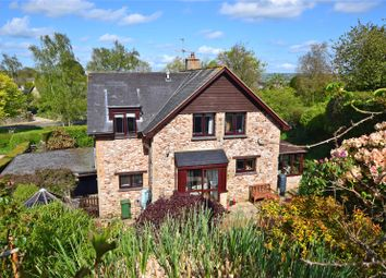 Thumbnail 4 bed detached house for sale in Jubilee Green, Gore Lane, Kilmington, Axminster