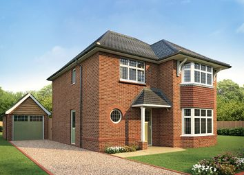 "Thumbnail 3 bed detached house for sale in ""Leamington Lifestyle"" at Greenmount, Barrow, Clitheroe"