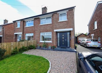 Thumbnail 3 bed semi-detached house for sale in South Sperrin, Stormont, Belfast