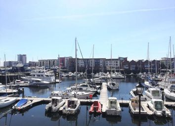 Thumbnail 2 bed flat for sale in Weavers House, Mannheim Quay, Swansea