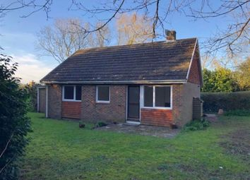 Thumbnail 2 bed detached bungalow to rent in The Street, Selmeston, East Sussex