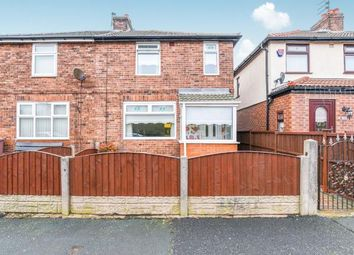 Thumbnail 3 bed semi-detached house for sale in Milton Street, Sutton Manor, St Helens, Merseyside