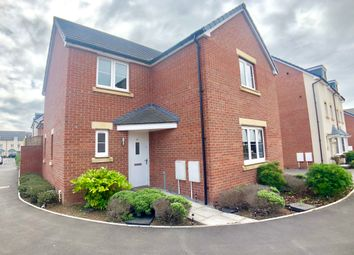 Thumbnail 4 bed detached house to rent in Clos Y Mametz, Porthcawl
