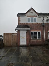 Thumbnail 2 bed semi-detached house to rent in Bramble Avenue, Salford
