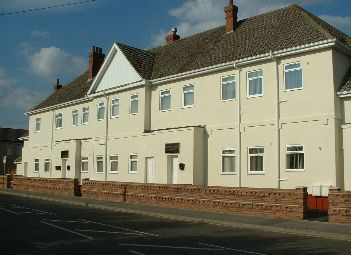 Thumbnail 3 bed flat to rent in Station Road, Stainforth, Doncaster