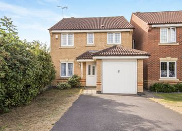 Thumbnail 3 bed detached house for sale in Broombriggs Road, Bradgate Heights, Leicester