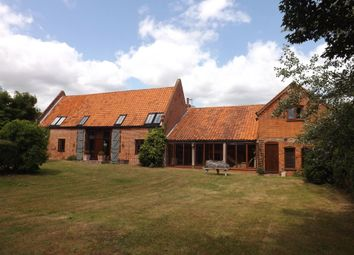 Thumbnail 7 bed barn conversion for sale in Vale Farm Barn, Frostenden, Nr Southwold