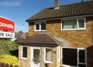 Thumbnail 3 bedroom end terrace house for sale in Shephall Way, Stevenage