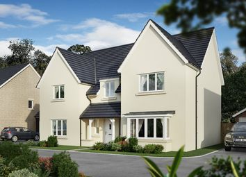 "Thumbnail 5 bedroom detached house for sale in ""The Cleeve"" at Vale Road, Bishops Cleeve, Cheltenham"