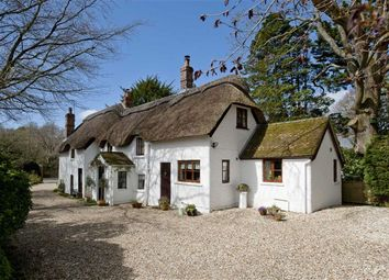 Thumbnail 4 bedroom detached house for sale in Chewton Common Road, Highcliffe, Christchurch