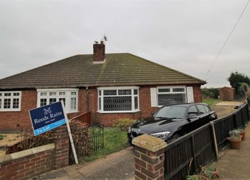 Thumbnail 2 bed bungalow to rent in Ellesmere Rise, Grimsby