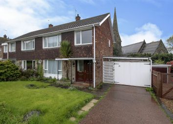 Thumbnail 3 bed semi-detached house for sale in St. Michaels Square, Bramcote, Nottingham