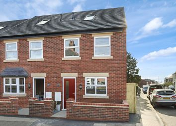 3 bed end terrace house for sale in Burford Street, Arnold, Nottinghamshire NG5