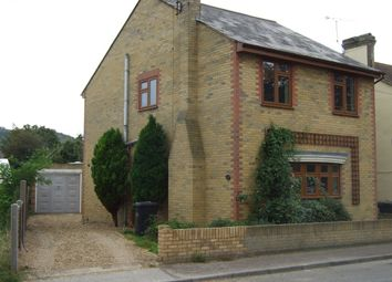 Thumbnail 4 bedroom detached house to rent in High Street, Wouldham, Rochester