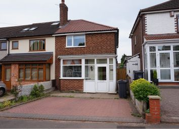 Thumbnail 2 bed end terrace house for sale in Dyas Road, Great Barr, Birmingham