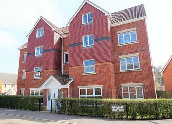 Thumbnail 1 bed flat to rent in Fallow Crescent, Hedge End, Southampton