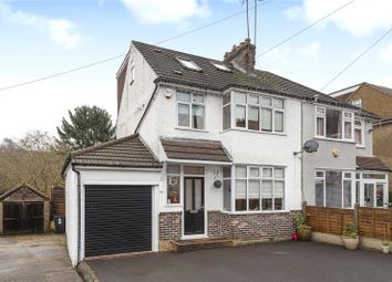 Thumbnail 5 bed semi-detached house for sale in Newstead Rise, Caterham