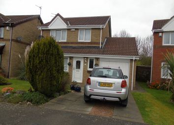 Thumbnail 3 bed detached house for sale in Oulton Close, Westerhope, Newcastle Upon Tyne
