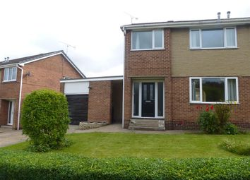 Thumbnail 3 bed semi-detached house to rent in Yeomans Way, South Anston, Sheffield