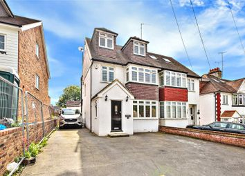 Thumbnail 5 bed semi-detached house for sale in Wood Lane, Darenth, Dartford, Kent