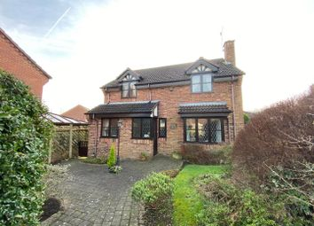 Thumbnail 4 bed detached house for sale in Woodlands, Wirksworth, Matlock